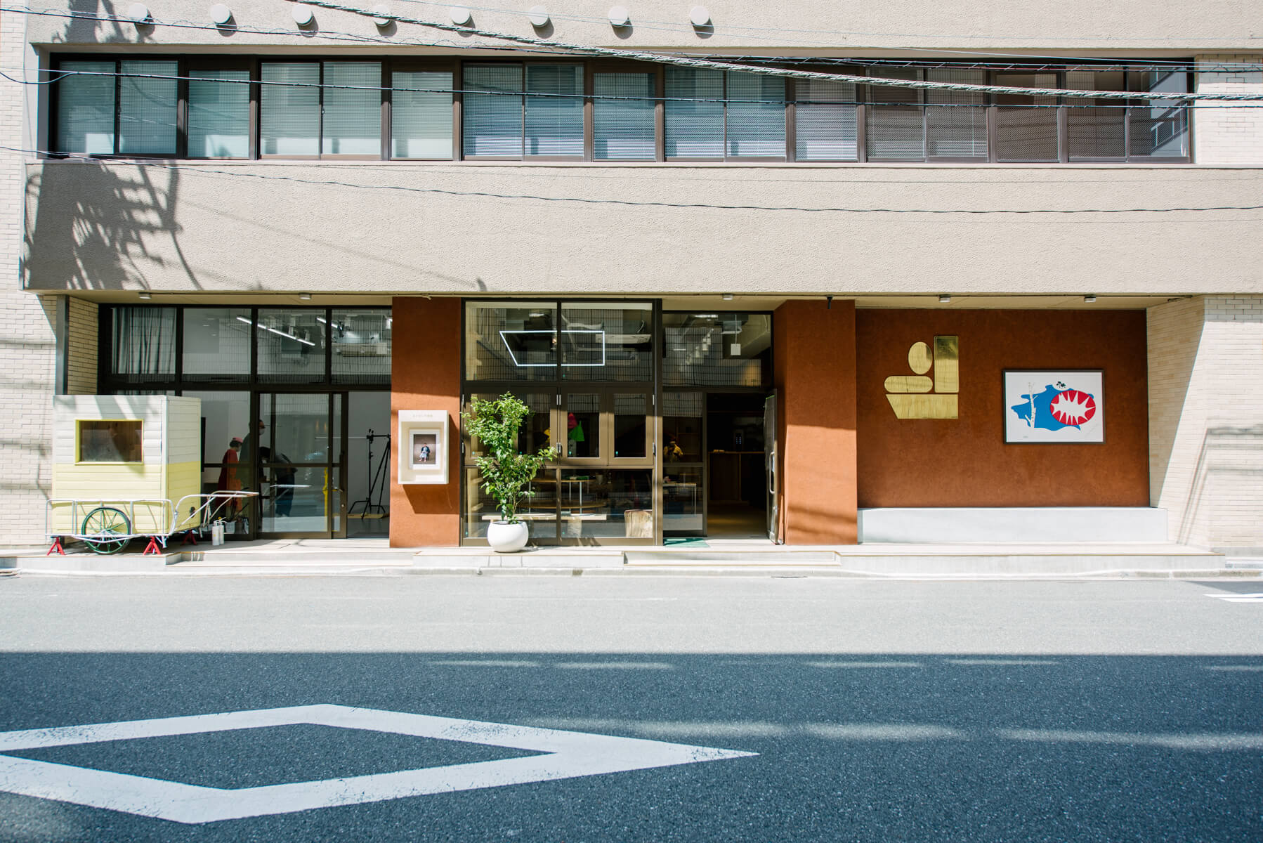 1F 神田ポート・B1F サウナマーケット